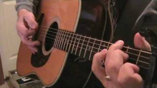 Country Strum,Worried Man Blues ,by Woody Guthrie