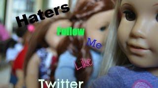 haters follow me like twitteragmv