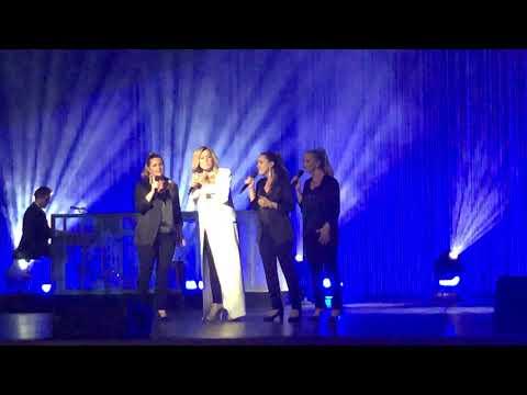 Lara Fabian – Je T'aime (Moscow, Crocus City Hall, 7.10.2019) 50 World Tour