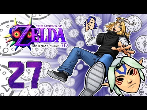 Lets Replay Zelda Majoras Mask 3D German♥♥♥#27
