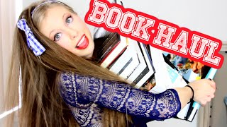 CHRISTINE'S WEIRD LIPSTICKY BOOK HAUL Thumbnail