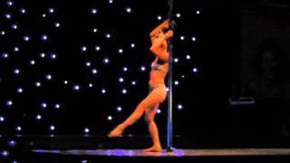 Moa @ Swedish Championship - Pole Dance