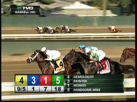 2012 Haskell Invitational Stakes Paynter Youtube