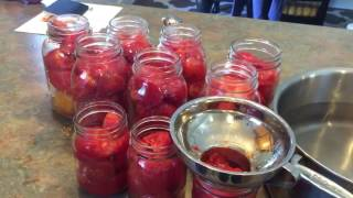 Preserving the Bounty | Canning Whole Tomatoes