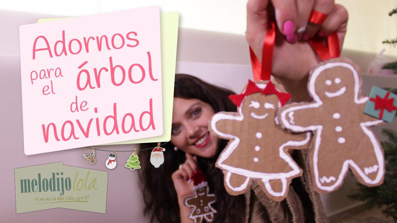 Diy adornos navide os c mo adornar el rbol de navidad adornos con material reciclado youtube - Adornos navidad reciclados para ninos ...