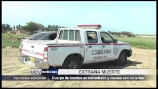 Víctor Larco: Extraña muerte de hombre