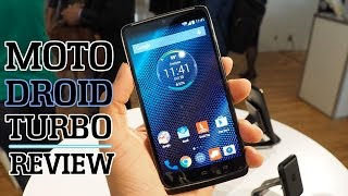 Motorola Droid Turbo Review!