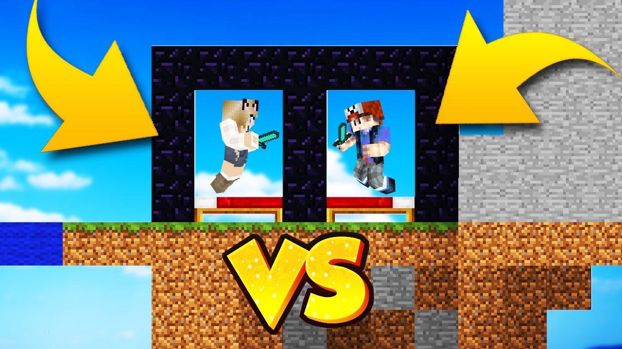 Najlepszy Challenge Ever Na Minecraft Bed Wars Vito I