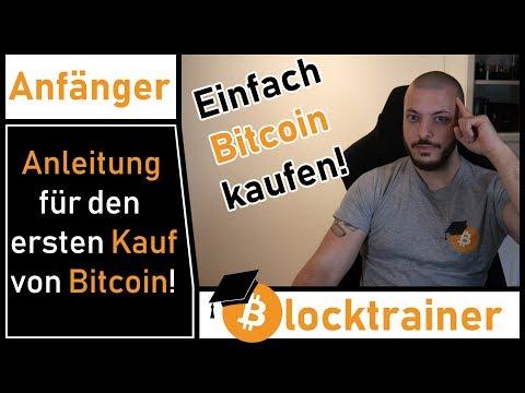 Bitcoin Einfach Kaufen?! Anleitung Für Bitpanda!