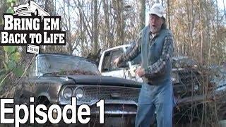 "BRING 'EM BACK TO LIFE Ep 1  ""Kleemann's Auto Parts Pt. 1"" (Full Episode)"