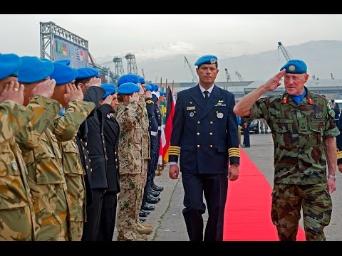 New Brazilian Rear Admiral at the helm of UNIFIL MTF