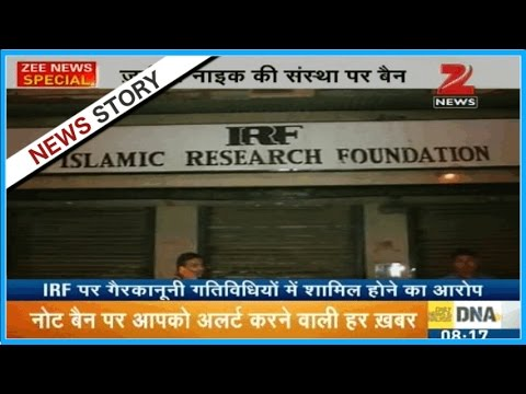 Govt bans Zakir Naik's Islamic Research Foundation under UAPA act
