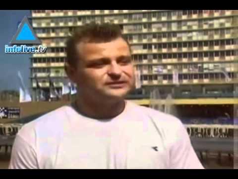 Alik Gershon met à terre les iraniens