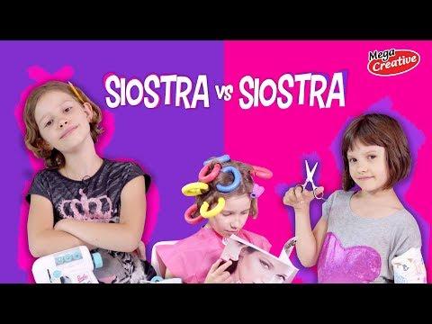 Mega Creative Możesz Być Kim Chcesz, Fryzjerka, Stylistka Mody  - Siostra kontra Siostra -  #4