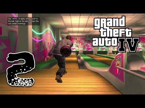 Main Bowling Gan!! (2) GTA IV Indonesia