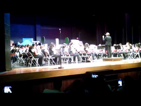 Navarro middle school band