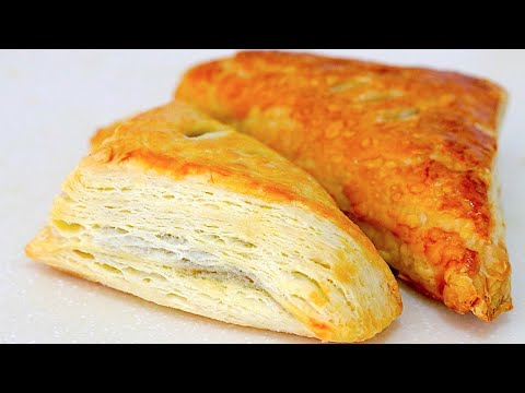 Meat Pie Recipe/Turnovers Recipe--Cooking A Dream