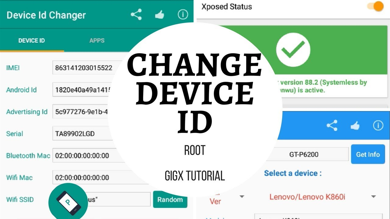 Android Id Changer Apk