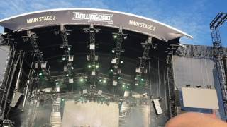 Gojira @ Download Festival Paris 2017