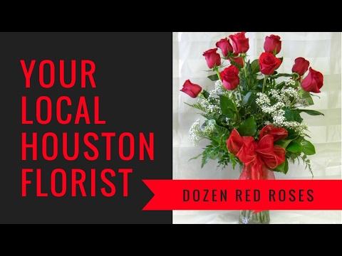 Florist in Houston TX | Your Enchanted Florist Flower Shop