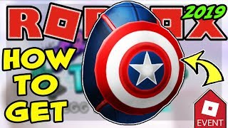 [EVENT] HOW TO GET THE CAPTAIN AMERICA EGG | ROBLOX EGG HUNT 2019 Scrambled In Time