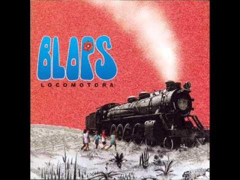 Los Blops (Chile, 1973) - Locomotora (Full aLBUM)