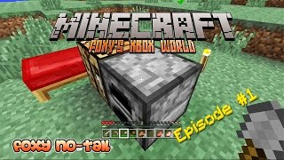 Minecraft Xbox Edition - Foxy's Xbox World