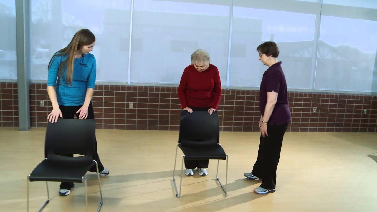Part 3 Side Leg Raises Prevent Senior Falls Assessment