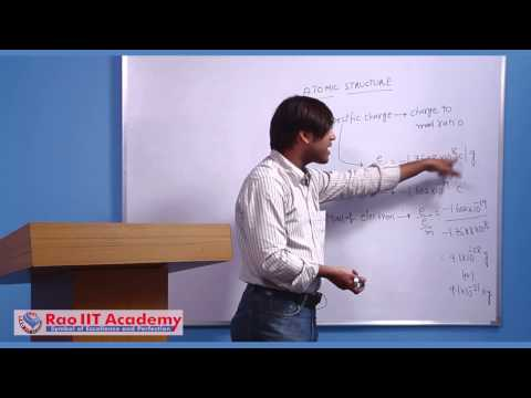 Discovery of Fundamental Particles- IIT JEE Main and Advanced Chemistry Video Lecture
