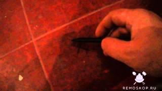 Установка унитаза ч.4(Данное видео является частью мастер-класса. Полный мастер-класс о том, как установить унитаз своими руками,..., 2014-06-28T09:54:44.000Z)