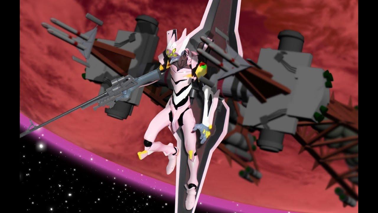 Neon genesis evangelion death and rebirth sub espantildeol - 3 9