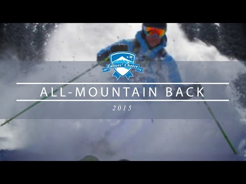 2015 Best Women's All-Mountain Back Skis