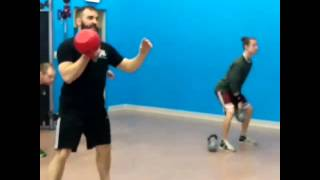 Associate Director of Education Bob Davis Leading our CEU Approved Kettlebell Seminar(, 2016-02-23T17:59:22.000Z)