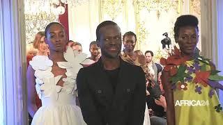 Cameroun, IMANE AYISSI À LA FASHION WEEK DE PARIS