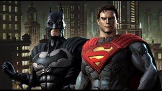 Injustice: Gods Among Us All Cutscenes HD GAME - Justice League смотреть онлайн в хорошем качестве бесплатно - VIDEOOO