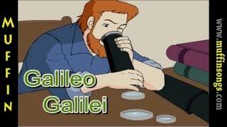 Muffin-Geschichten - Galileo Galilei