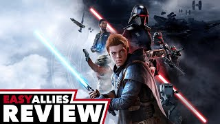 Star Wars Jedi: Fallen Order - Easy Allies Review (Video Game Video Review)