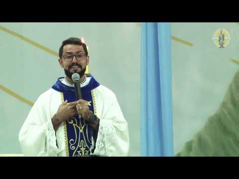 09/08 - 19h - Homilia - Pe. Pedro Márcio de Souza - Romaria do Muquém 2019