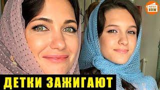 ► Дочь Екатерины Климовой призналась, что ей разрешили сниматься обнаженной