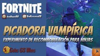 Épée de vampire pour NINJAS Fabrication avancée d'armes FORTNITE Save the World
