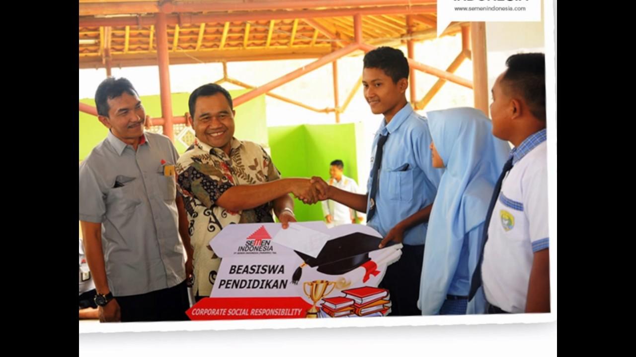 Semen Indonesia Peduli Masyarakat, Peduli Kasih Sesama, Peduli Kendeng