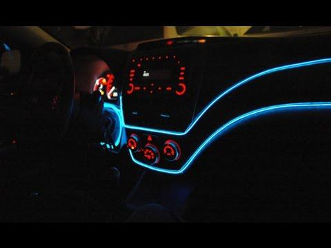 Stunning El Wire Car Interior Gallery - Electrical Circuit Diagram ...