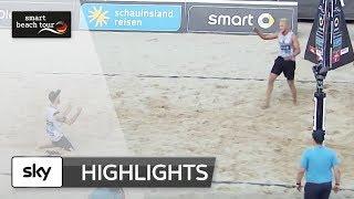 Männer-Finale | Highlights | Timmendorfer Strand – Deutsche smart Beach-Volleyball Meisterschaften