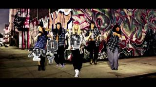 Rude Boy Rihanna Choreography Tutorial by Jasmine Meakin