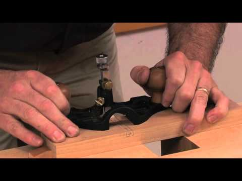 Quick Tips Episode 8: #71 Router Plane: Setup And Use