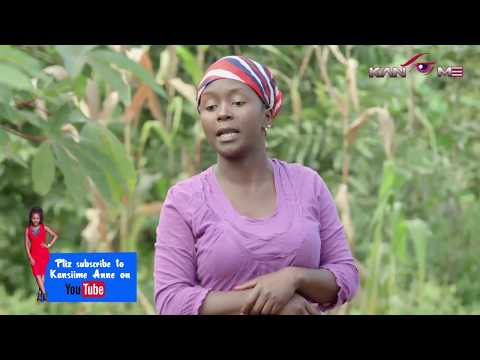 The silent gardener. Kansiime Anne. African Comedy.