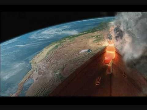 Ausbruch Yellowstone