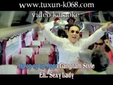 Gangnam Style Karaoke Version