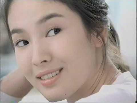 香港廣告: OLAY淨白亮采精華(宋慧喬)2004 - YouTube