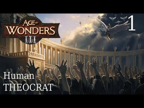 Age of Wonders 3 | Human Theocrat 1